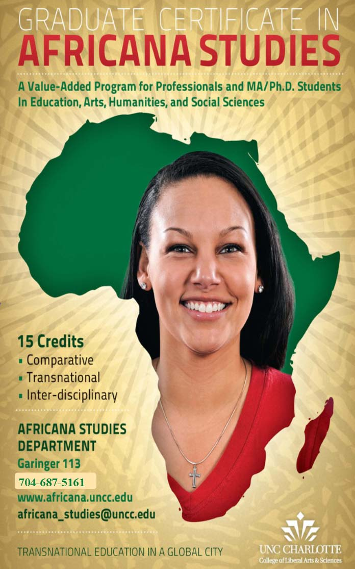 africana studies Gw's africana studies program promotes an interdepartmental, interdisciplinary course of study examining the diverse histories, cultures.